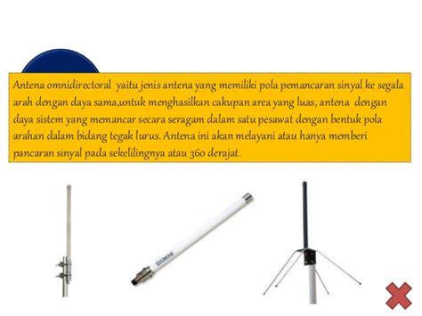 Antena Arahan pengertian dan jenis jenis antena smk daarut tauhiid boarding schoo