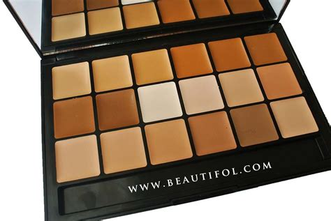 Concealer Contouring Corrector Pallete 18 Warna oem 18 colors concealer palette waterproof lasting different shades available gmp iso