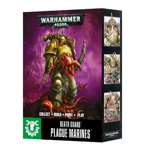 Easy To Build Poxwalker new reivers primaris guard etb review spikey bits