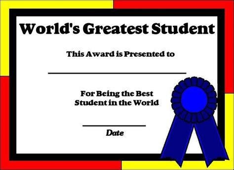 bar awards template pin by paul on school ideas