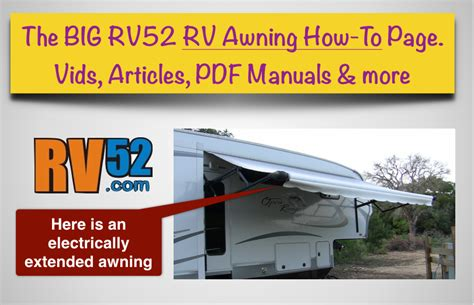 rv electric awning problems rv electric awning problems rv net open roads forum dometic retrofit kit for