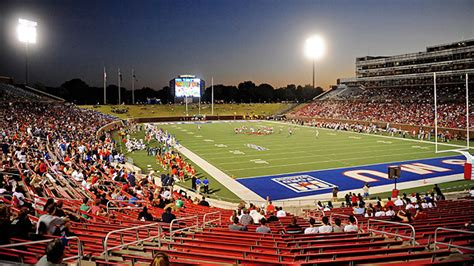 Gerald J Ford Stadium by Armed Forces Bowl Gerald J Ford Stadium Dallas