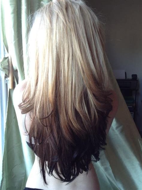 27 exciting hair colour ideas for 2015 radical root 15 best of long hairstyles and colours
