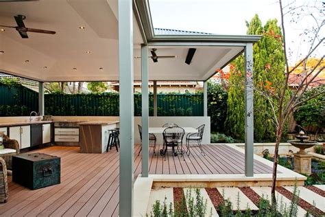 Alfresco Patios Perth alfresco kitchens perth designs ideas patio living