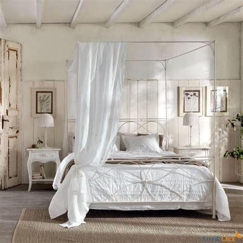 letti a baldacchino in ferro letto in ferro battuto baldacchino raphael sogni d oro