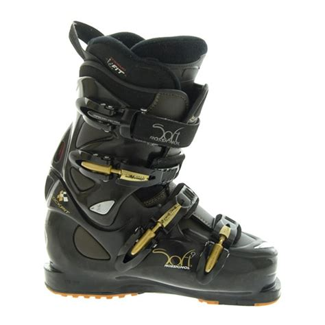 rossignol ski boots rossignol soft 3 ski boots s used 2003 evo outlet