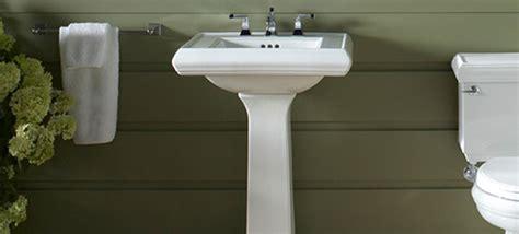 How Much Is A Pedestal Sink Install A Pedestal Sink