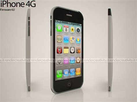 iphone os 4 0 on iphone 4g concept photos