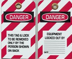 Lockout Block Out Tag Out Cal Osha Turner Safety Cal Osha Lock Out Tag Out Procedure Template