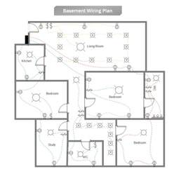 basement wiring plan free basement wiring plan templates