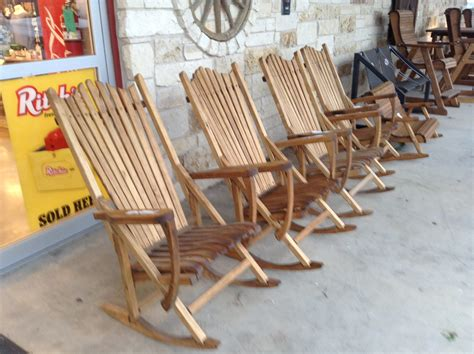 porch rocking chairs on fixer plum creek rockers mcgregor general store