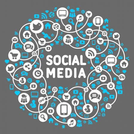 should you capitalize 'social media'?
