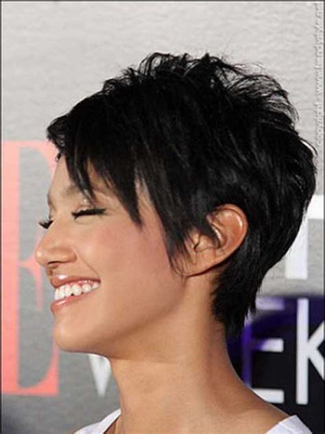 the best pixie cut for black hair trendy short hairstyle the best short hairstyles for