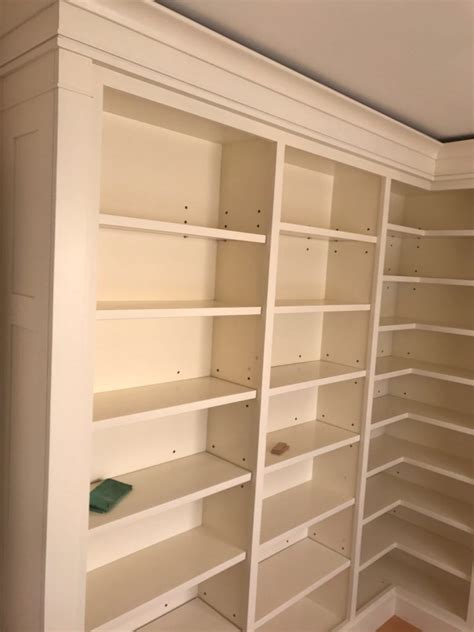 floor to ceiling bookshelf floor to ceiling bookcase shelving finally installed