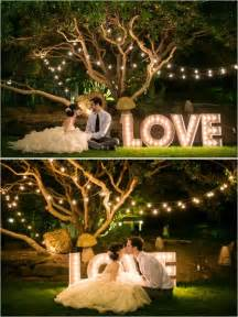 Lighted Marquee Letters Decora 231 227 O Simples Para Casamento Do B 225 Sico Ao Quot Uau Quot