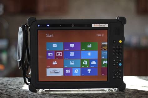 rugged tablet with barcode scanner winsyde review of the xtablet t1200 windows 8 rugged tablet pc mobiledemand rugged windows tablets