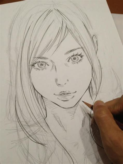78 best images about semi realistic anime on pinterest