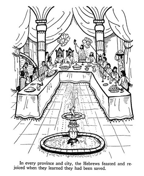 coloring pages for esther in the bible 83 best esther crafts images on pinterest children