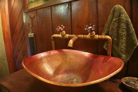 home made copper faucet copper cu atomic 29