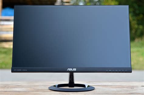 asus vx239h 23 inch frameless ah ips monitor review techporn