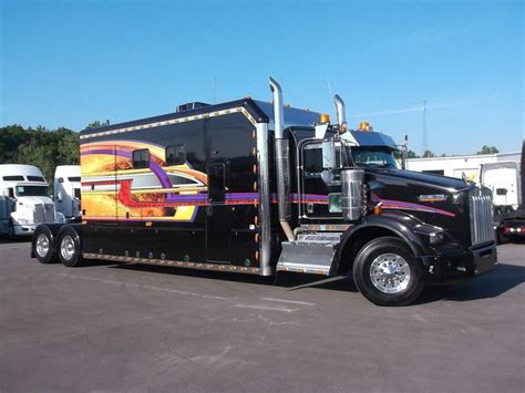 Semi Trucks With Custom Sleepers For Sale by The 799 Best Images About Trucks On Peterbilt