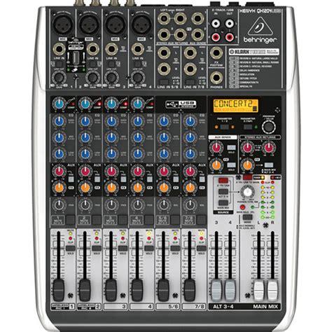 Mixer Behringer Xenyx 1204usb Behringer Xenyx 1204usb Mixer Audio Mixers Qx1204usb Vistek Canada Product Detail