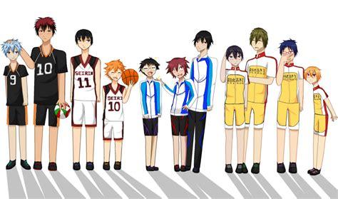 anime sports basket sports anime crossover by angelalovell on deviantart