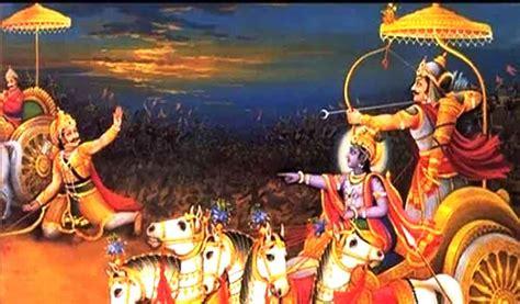 Mahabharat Live Wallpaper by Mahabharat 7 Reason Of Karna Vadh In Mahabharat War इन