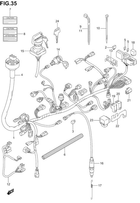 dea suzuki king quad  wiring diagram  databases