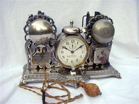 the darche electric clock company