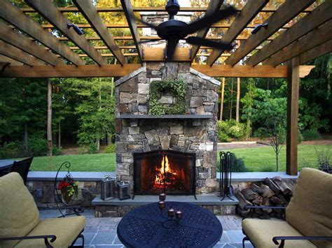 outdoor living spaces plans home new line design