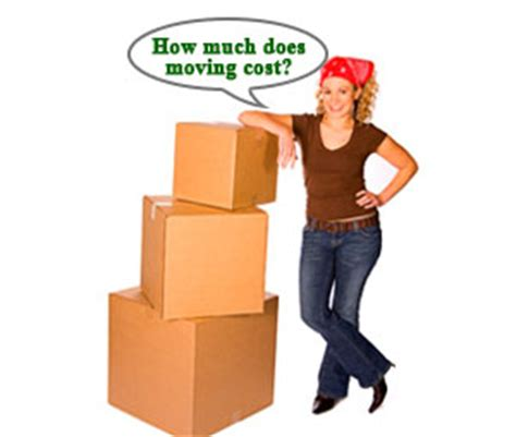 how much does moving cost moving guru guide