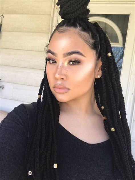 how much hair needed fluids box braids 316 best braidlicious images on pinterest protective