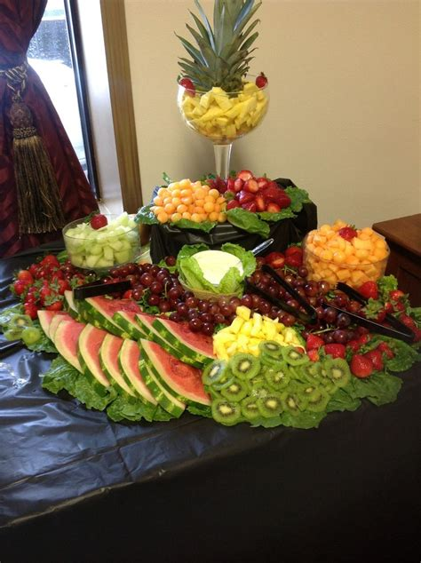222 best images about fruit table displays on pinterest