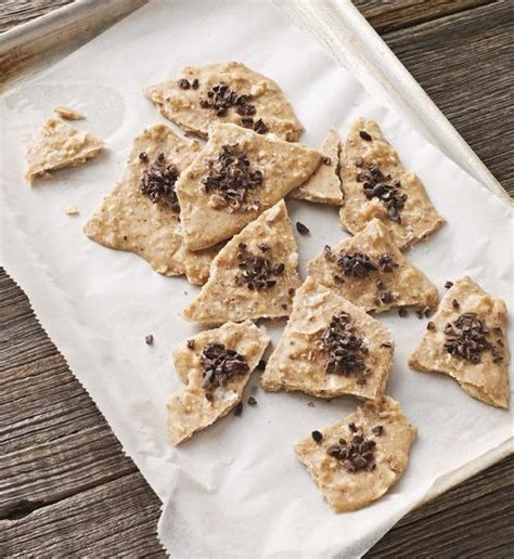almond butter bark recipe