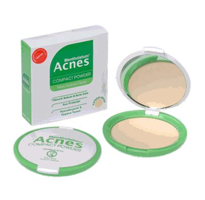 Bedak Padat Wardah Acne Series Review Acnes Series Rima