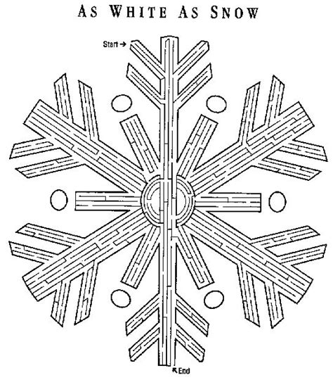 printable music maze christmas snow flake maze coloring pages hand embroidery