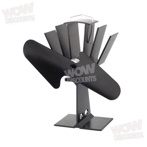 wood burning stove fan heat powered wood burning gas stove top silent eco