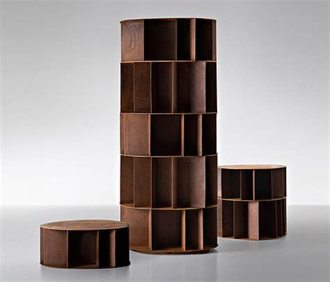 Stylish Bookshelf by Unique Modern Bookcases For A Chic Interior Richard Rabel