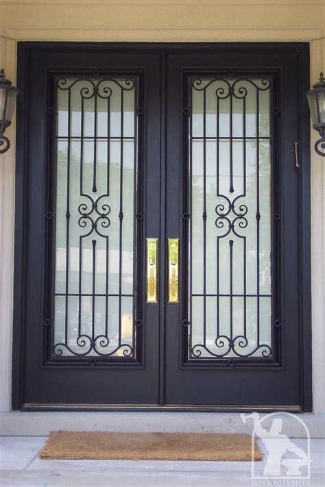 Home Decor Doors wrought iron front door photo gallery iron master