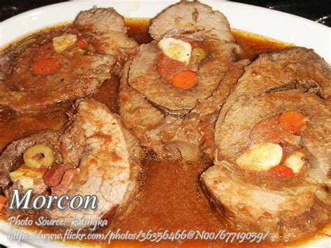 printable pinoy recipes morcon panlasang pinoy meat recipes