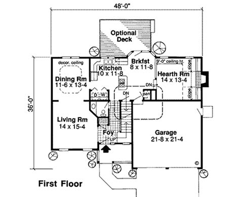 modern family house floor plan modern family home plans house design plans