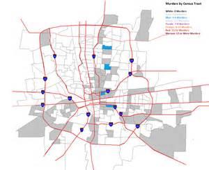 Crime Map Columbus Ohio by Crime All Columbus Ohio Data