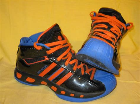 basketball shoes new york akrobig adidas pro model new york knicks basketball