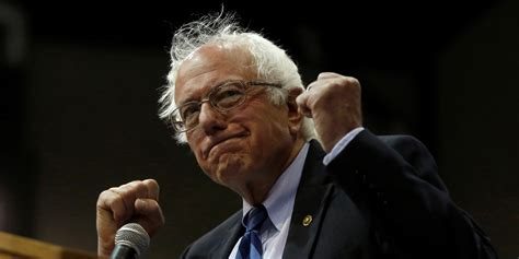 bernnie sanders canadians choose bernie sanders for u s president in online poll