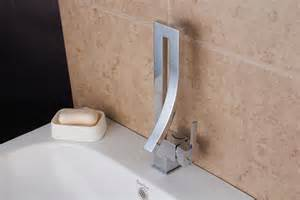 bathroom sink and faucet contemporary chrome finish brass one single handle
