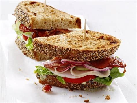 sandwich recipes turkey club grilled cheese 50 panini recipes and more from food network chefs