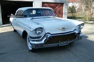 1957 Cadillac Eldorado 1957 Cadillac Eldorado Convertible Factory Air
