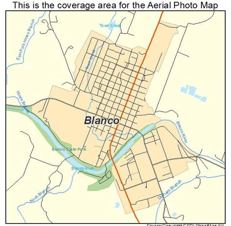 gold in texas map blanco texas map white gold