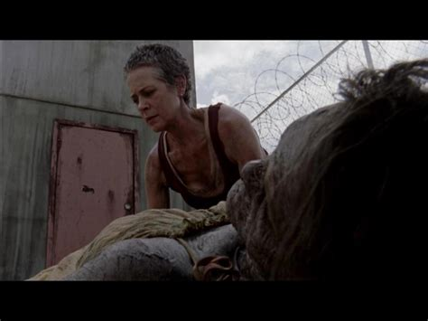 walking dead c section exclusive interview with clair danielle canterbury c